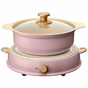 IRIS OHYAMA Ricopa IH Cooking Heater&Pot Set IHLP-R14