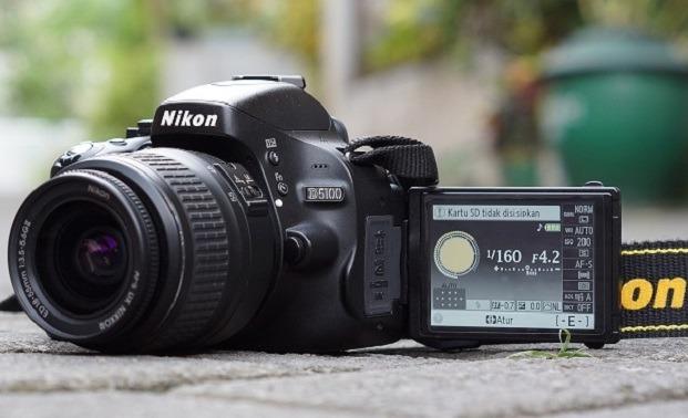 Kamera DSLR Terbaik para compra