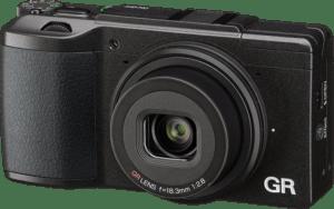 Kamera Pocket RICOH GR II