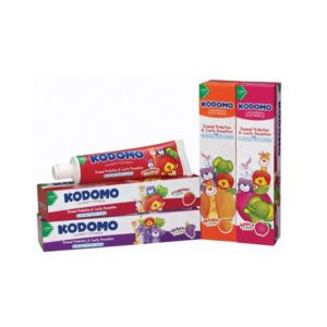 Kodomo Kids Toothpaste Regular