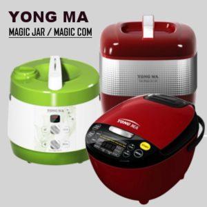 Magic jar Yong Ma
