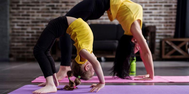 Matras Yoga Terbaik