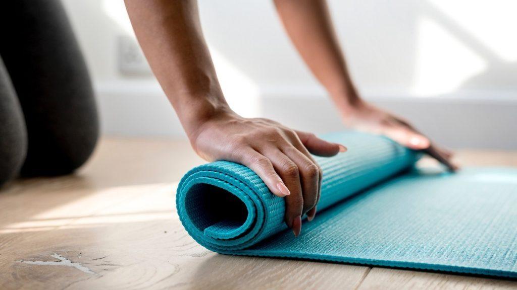 Matras Yoga Terbaik para compra
