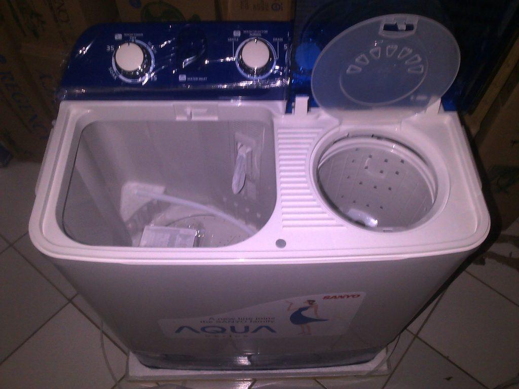 Mesin Cuci 2 Tabung Terbaik para compra