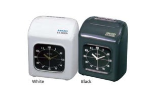 Mesin absensi Amano Electronic Time Recorder EX 3500 N