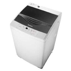 Mesin cuci Sharp ES-F950GY Automatic Top Loading 7,5Kg