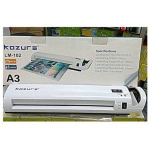 Mesin laminating Kozure LM 102
