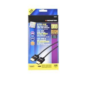 Monster Kabel HDMI Ultra Slim 4K 3 meter