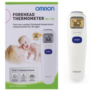 Omron Termometer Dahi MC-720