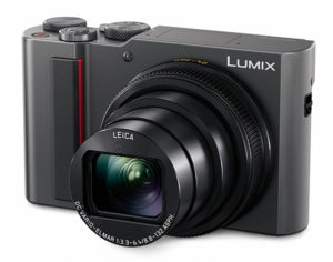 Panasonic LUMIX Digital Camera DC-TZ220