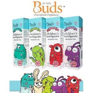 Pasta Gigi Buds Organics