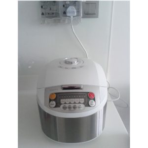 Philips Viva Collection Fuzzy Logic Rice Cooker HD3038