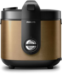 Philips Daily Collection Jar Rice Cooker HD3127