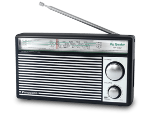 Radio Portable Panasonic