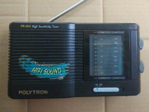 Radio Portable Polytron