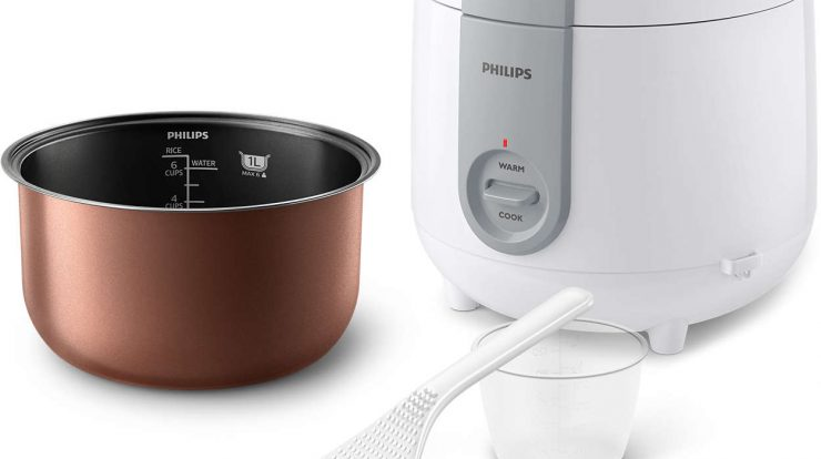 Rice Cooker Philips terbaik