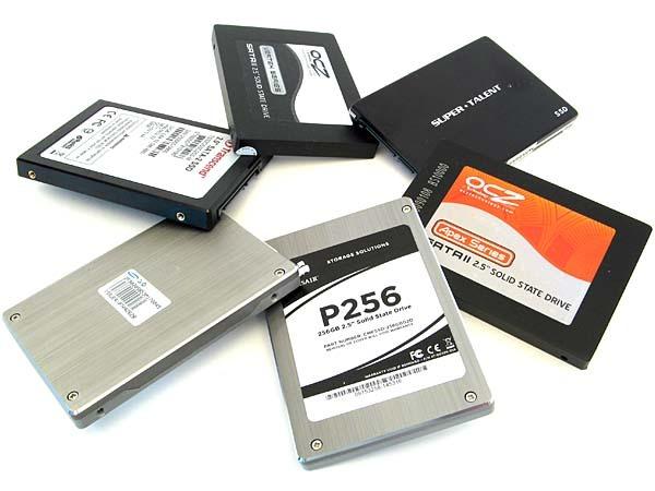 SSD Terbaik para compra