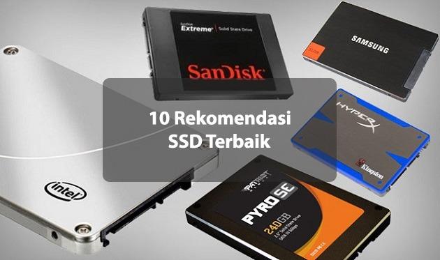 SSD Terbaik untuk PC dan Laptop