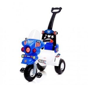 Sepeda Roda Tiga Motor Polisi SHP SCP 640
