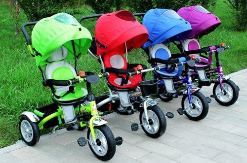 Sepeda Roda Tiga Terbaik di Indonesia