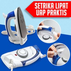 Setrika Uap 2 in 1 Travel