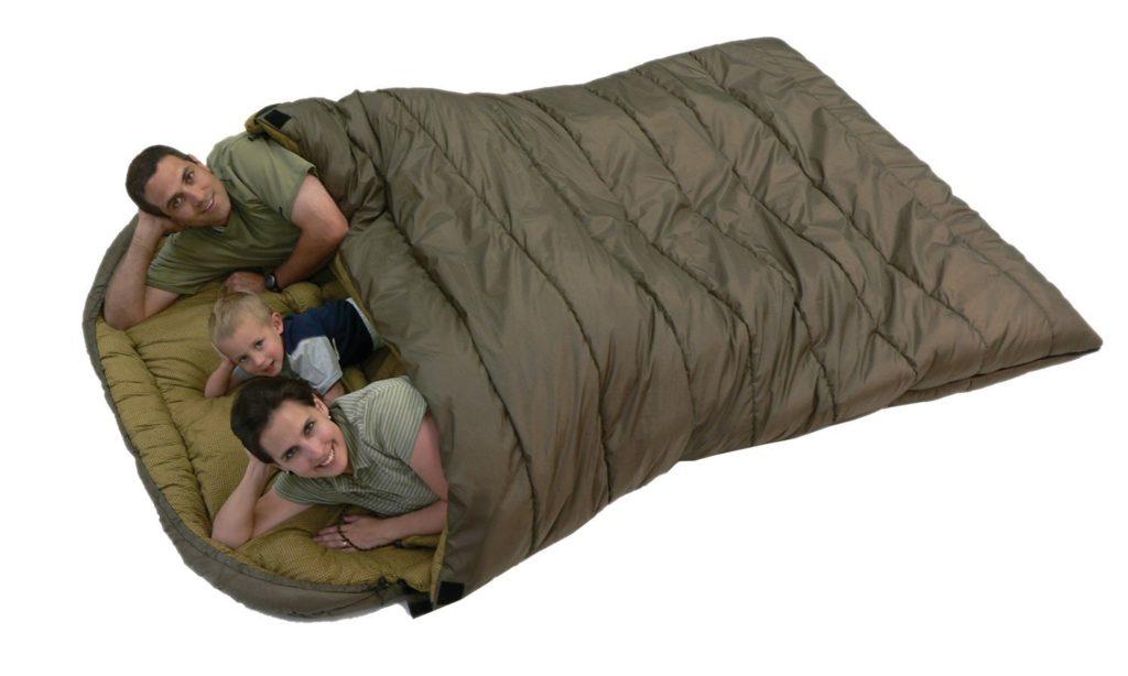 Sleeping Bag Terbaik para compra