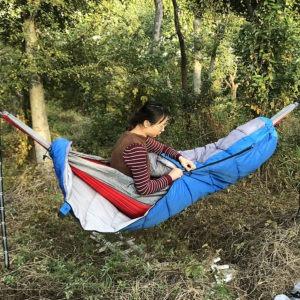 Slepping bag Hammock