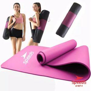 Speeds Yoga Mat