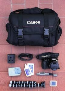 Tas Camera Canon