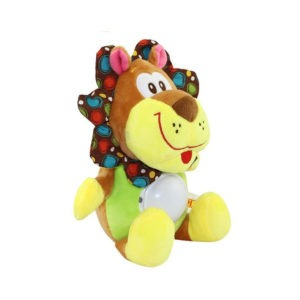 Tololo Musical & Lighting Activity Plush Toy Lion