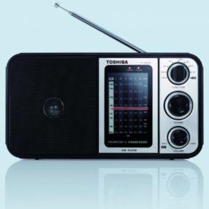 Toshiba Multi-Band Radio TY-HRU30
