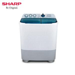 mesin cuci 2 tabung Sharp