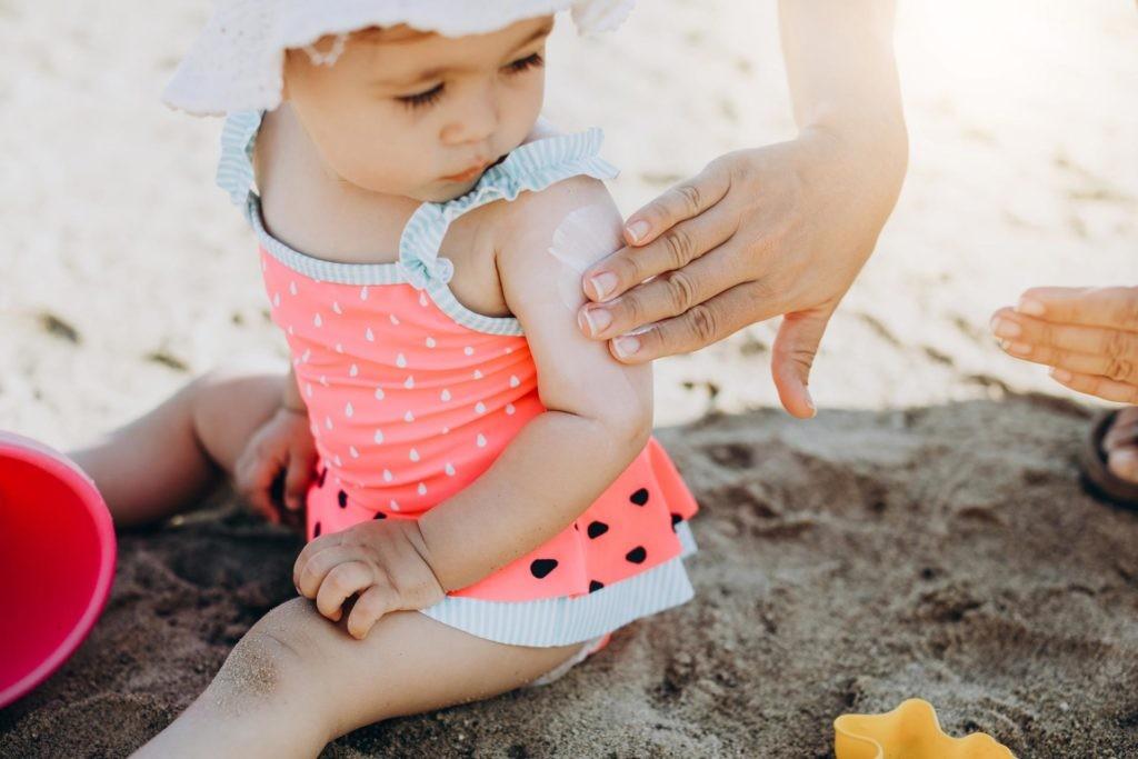 Sunblock Terbaik Untuk Bayi
