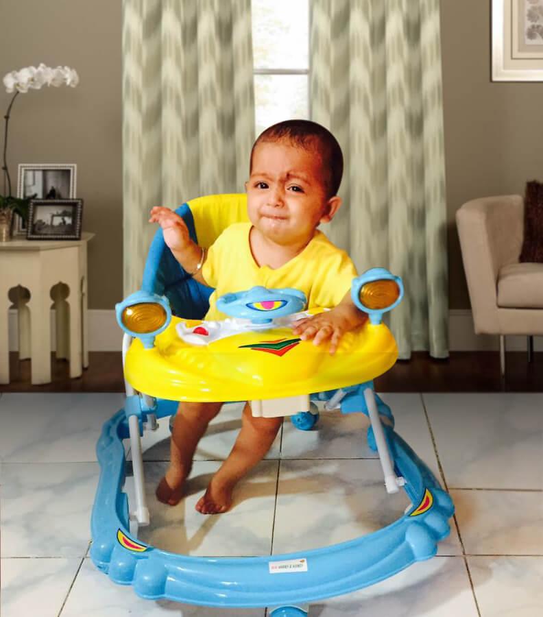 10 Rekomendasi Baby Walker Terbaik (Update Terbaru 2020)
