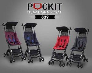 Cocolatte Pockit CL 839