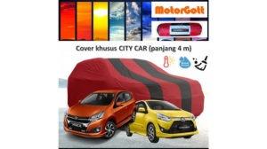 Fusion R Cover Mobil City Car