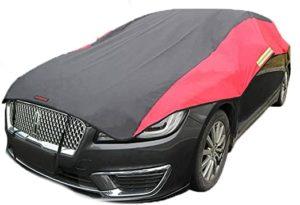 Half Car Cover Medium Size