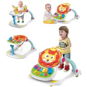 Huanger 4-in-1 Lion Entertainer