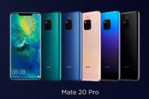 Huawei Seri Mate