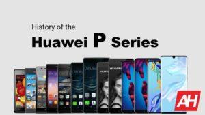 Huawei Seri P