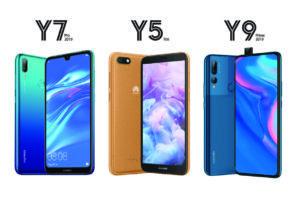 Huawei Seri Y