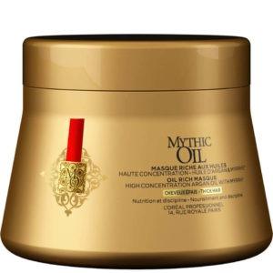 L'Oreal Oil Rich Masque Thick Hair Mythic Oil