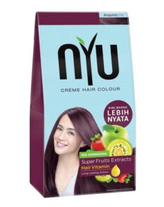 Nyu Creme Hair Colour