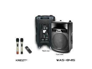 Speaker Portable Krezt WAS 8415