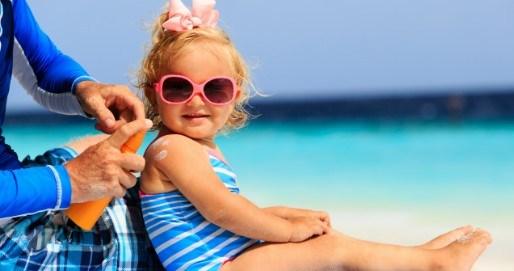 Sunblock Terbaik Untuk Bayi para compra