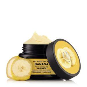 The Body Shop Banana Truly Nourishing Hair Mask 96495