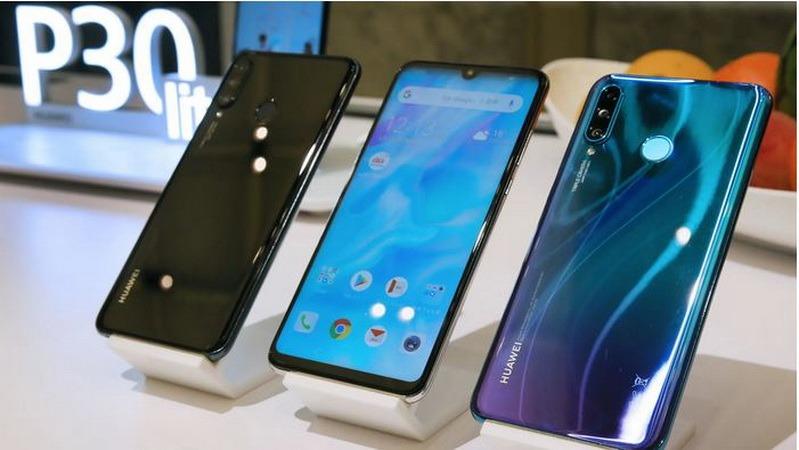 smartphone HUAWEI terbaik di Indonesia