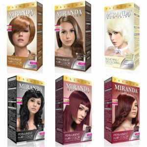 Mirkamu Hair Color Premium