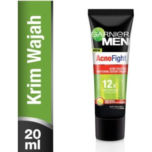 Garnier Men Acne Fighting Whitening Serum Cream