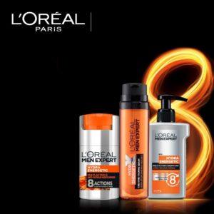L'Oreal Men Expert Hydra Energetic Multi Action Moisturizer